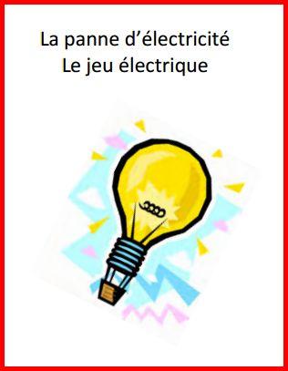 Télécharger  La panne du0027électricité Le jeu électriquepdf ~ Cours D - couleur fil electrique phase