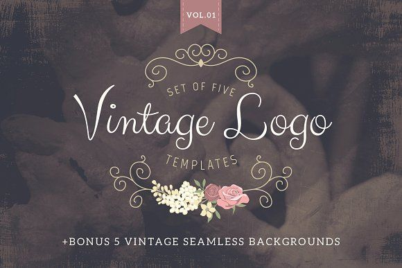 @newkoko2020 Vintage logo templates Vol 1 by Lisa Glanz on @creativemarket #bundle #set #discout #quality #bulk #buy #design #trend #vintage #vintagegraphic #graphic #illustration #template #art #retro #icon