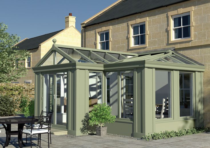 Loggia Conservatory External