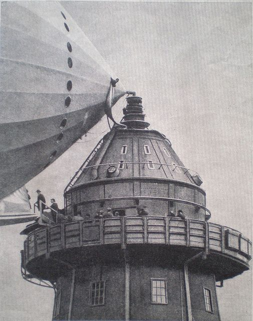 Inspection Visit of the R101 | Flickr - Photo Sharing!
