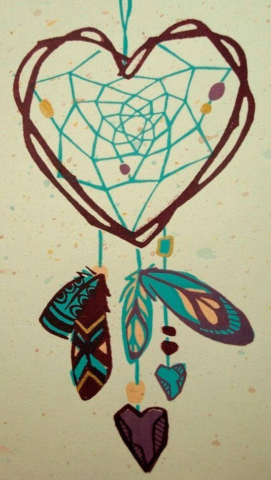 love dream catchers and - photo #12