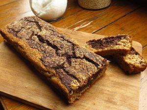 Gezond bananenbrood recept Fitness Meiden