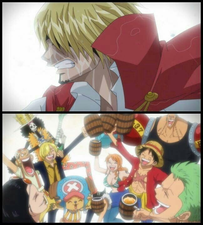 Don T Leave Your Past Sanji Anime Zoro E One Piece