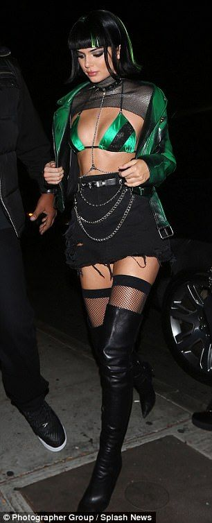 Booty-full Kim Kardashian transforms into the late Selena Quintanilla