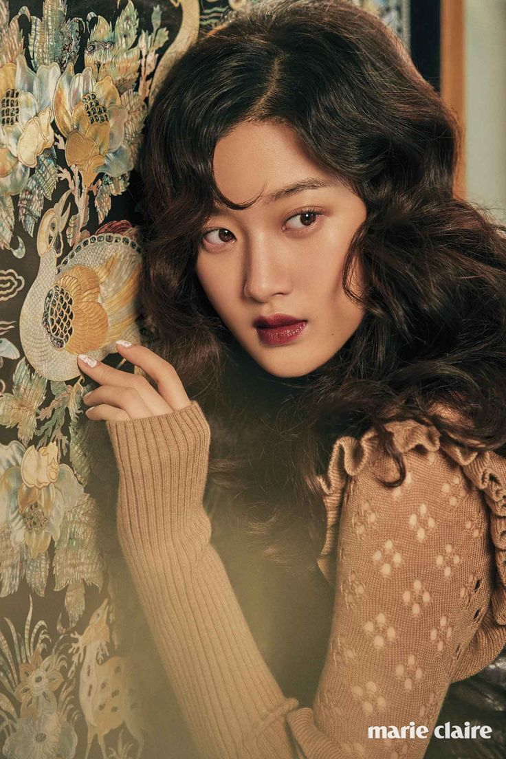 Moon Ga Young - Marie Claire Magazine November Issue '16