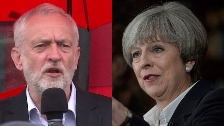 Arguments over police numbers and powers dominate campaigning as Tory and Labour leaders focus on counter-terror response.