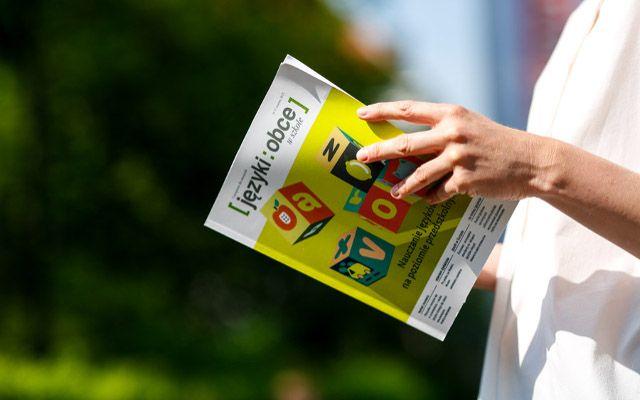 European Language Label (ELL) - innowacyjność w nauczaniu i uczeniu się języków obcych.