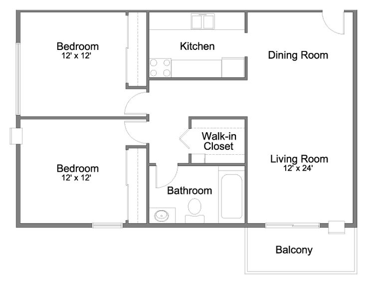 251 best house images on pinterest cottage floor plans for What is wic in a floor plan