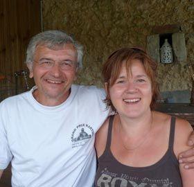 Eve et Dom de la Poire a Loup - http://www.lescogiteurs.fr/membre/eve-et-dom-de-la-poire-loup/