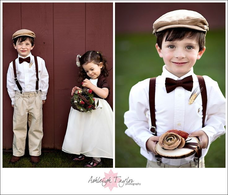 Wedding Ring On Chain Boy Or Girl: Love This Look For Ring Bearer