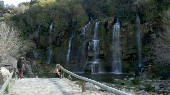 Las Siete Cascadas en La Falda Córdoba