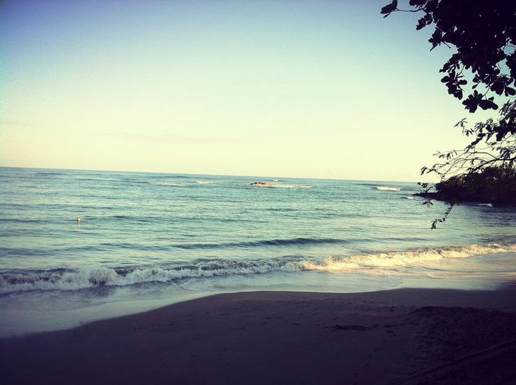 Best place to think. DOMINICAN