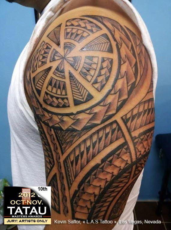 Polynesian Tattoo Artist Uk #Polynesiantattoos