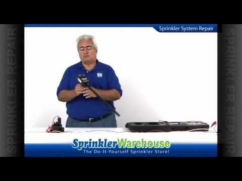Sprinkler System Repair & Troubleshooting