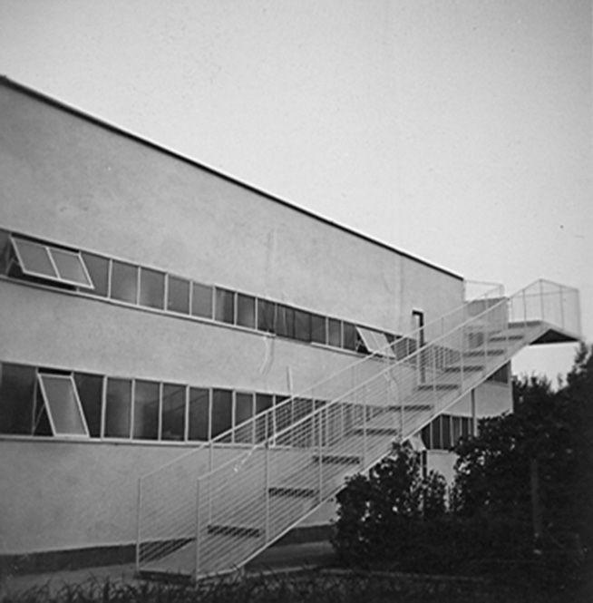 mario asnago e claudio vender- stabilimento ponzini,via vittorio veneto,lazzate, milano, 1934