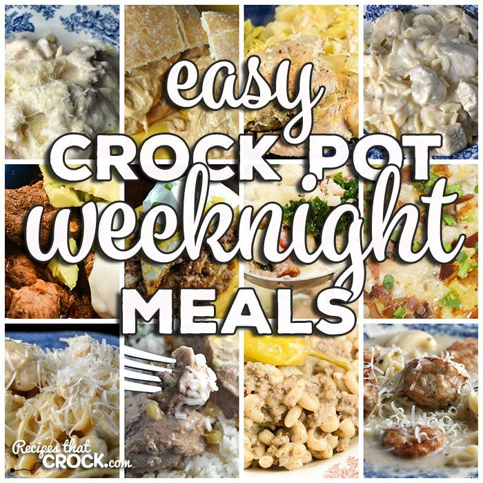 This week for our Friday Favorites we have Easy Crock Pot Weeknight Meals like Crock Pot Meatball Tortellini Soup, Slow Cooker Texas Chili, Crock Pot Creamy Mississippi Beefy Mac, Crock Pot Pork Chops – Melt In Your Mouth, Crock Pot Beefy Tostada Pie, Slow Cooker Chicken Stroganoff, Crock Pot Pork Chops and Cabbage, Low Carb Crock Pot Creamy...Read More »