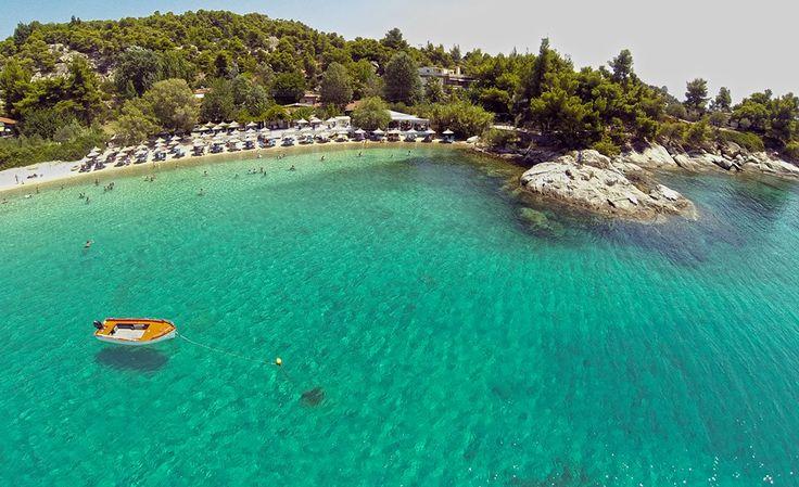 Χαλκιδική - Ακτή Καλογριάς 2