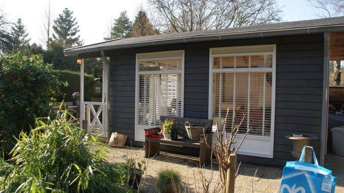 Tuin huis schilderen: Veel complimenten gekregen