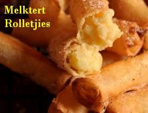 melktert rolletjies