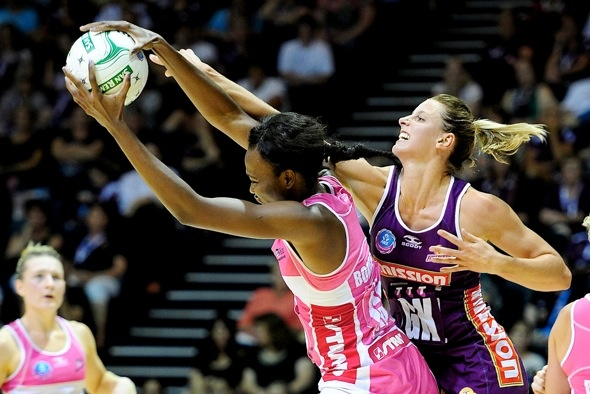 Firebirds not just making up the numbers, declares Medhurst - IN past seasons, the Mission Queensland Firebirds have relied on other results to get them into the ANZ Championship finals.