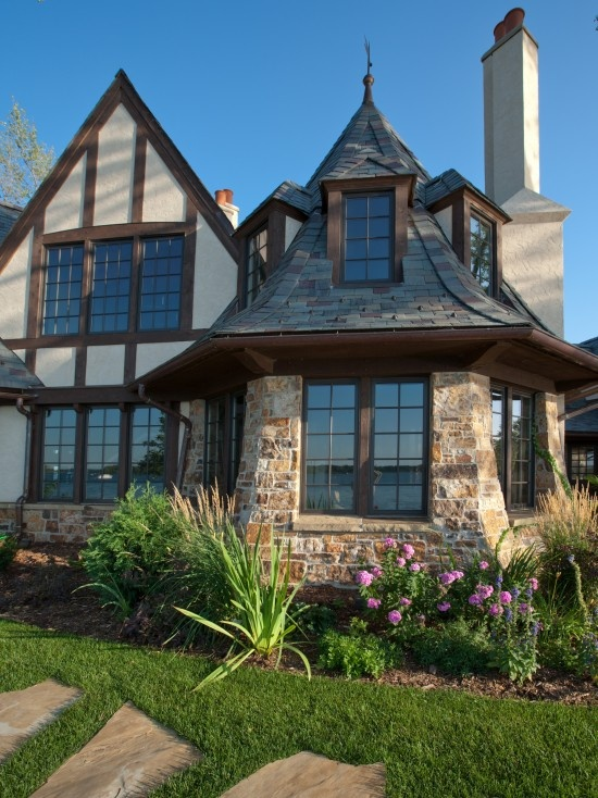 Tudor Revival Design, Pictures, Remodel, Decor and Ideas - page 13