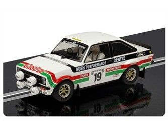 Scalextric Ford Escort Mk II - Fisher Engineering Castrol