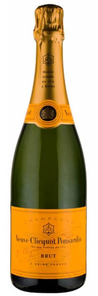 Veuve Clicquot Brut Champagne Demi-Bouteille
