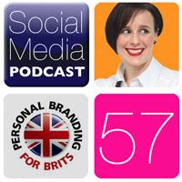 fatBuzz: Social Media Podcast 57: Jennifer Holloway author of 'Personal Branding for Brits' talks about the book and your personal brand