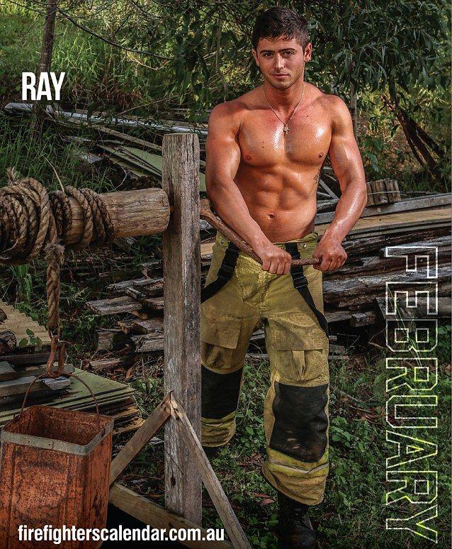 Aussie Fireman