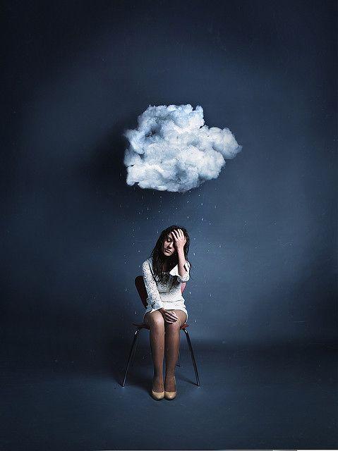 A fotógrafa britânica, Rosie Hardy, faz incríveis montagens e retratos criativos. #Photography #Inspiration