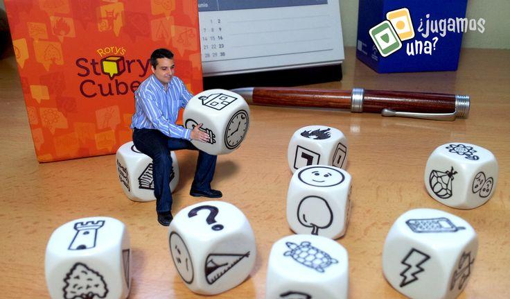 Dentro de Rory's Story Cubes