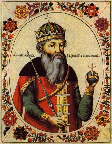 Vladimir Sviatoslavich the Great, Grand Prince of Kiev - Wikipedia, the free encyclopedia