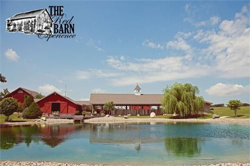 The red barn experience laporte indiana wedding for Where is laporte indiana