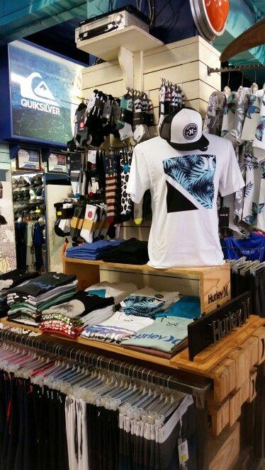 Surf Action shop design.