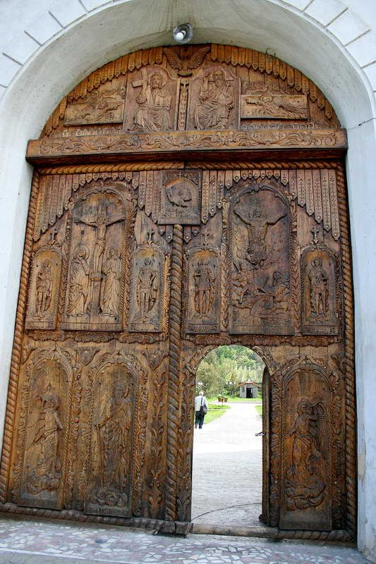 the Heaven's doors - Niculitel, Tulcea