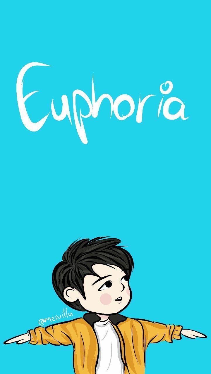 K Pop Bts Fan Art Wallpapers Euphoria Jungkook Fanart Jungkook Fanart Euphoria Jungkook Art Bts anime wallpaper cave