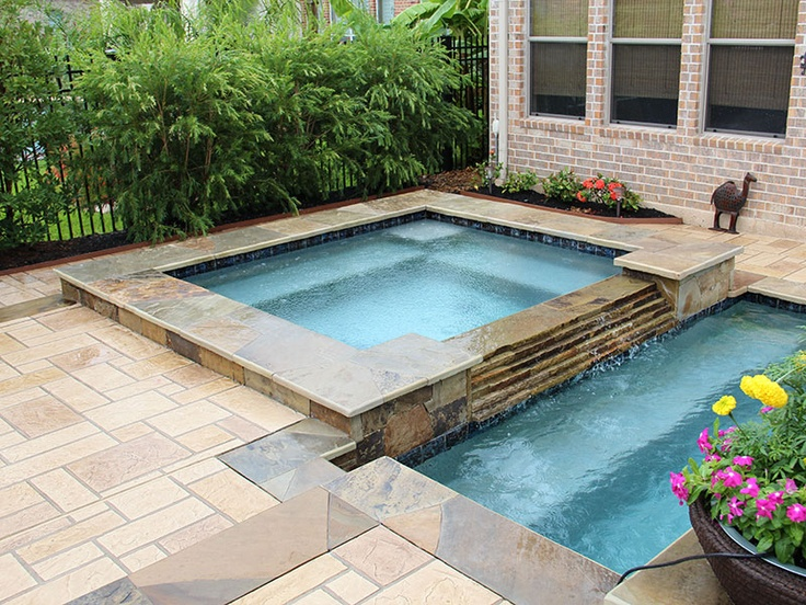 1000 Images About Cocktail Pools On Pinterest Small Yards Swimming Pool Designs And Small