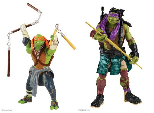 Cowabunga! Movie-Inspired Teenage Mutant Ninja Turtle Toys | The Shopping Mama