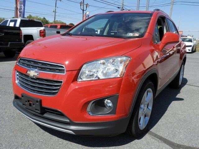 Compass Display Chevrolet Mylink Radio 7 Diagonal Color Touch Screen Am Fm Stereo With Seek And Scan And Digital Clock I Chevrolet Trax Trax Best Family Cars