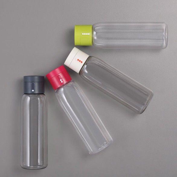 Joseph Joseph Dot Hydration-Tracking Water Bottle