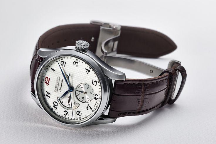 De nieuwe Seiko Presage collectie is geïnspireerd op Seiko's heritage in het maken van mechanische horloges op topniveau. Iedere Presage is 100m waterdicht en afgewerkt met saffierglas. De mechanische collectie weerspiegelt Seiko's rijke Japanse tradities én gerenommeerde vakmanschap. Elke Presage is gebouwd om generaties lang mee te gaan. #seiko #défashionjuwelier www.juwelierknoef.nl