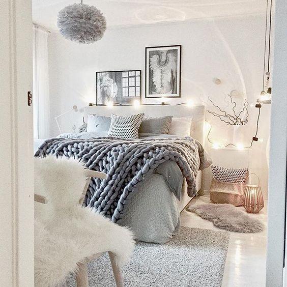 Ein Schlafzimmer ist ein ganz besonderee Raum. Nämlich der in dem man träumen darf – ich würde ma...