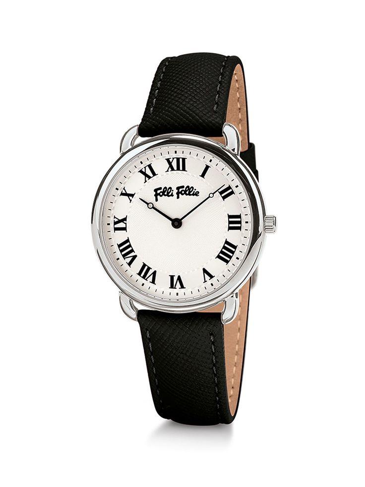 Nice Buy Folli Follie Perfect match black watch, Black for £120.00 just added...