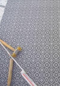 Kunststoffboden fuer Balkon - Balkonbelag mit Bodenfliesen aus Kunststoff