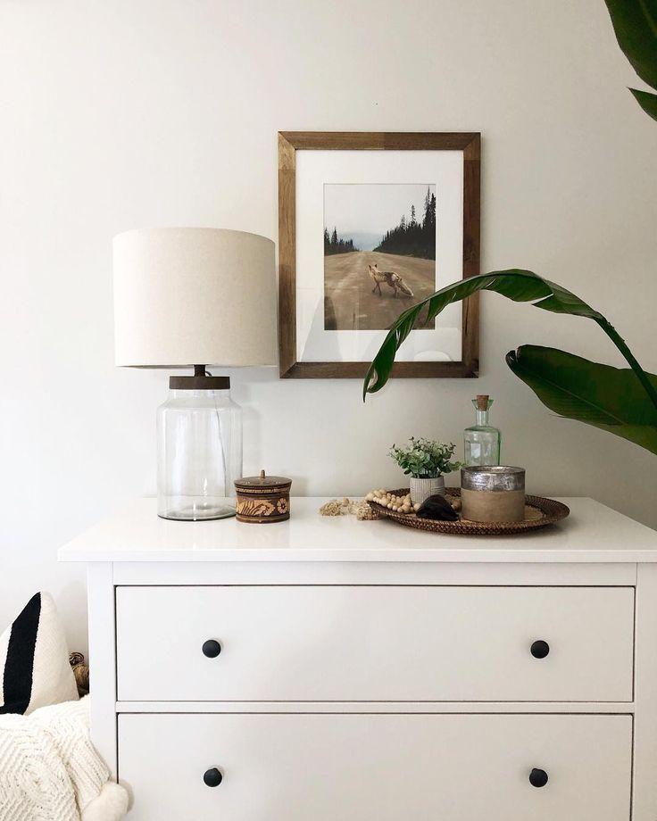 Kommode Dekor Bedroomdesignideas Interiordesign Bedroom