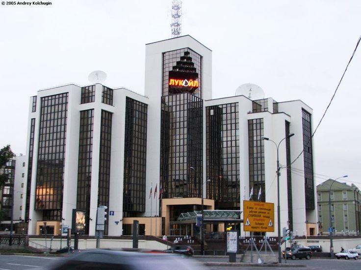 Двадцать самых уродливых зданий современной Москвы - Путешествия по Европе
