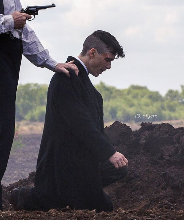 """Tommy Shelby 