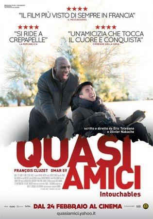 Quasi amici - Great movie