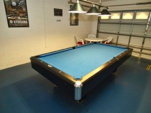 How To Make The Garage In A Gaming Room