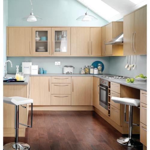 Kitchen Cabinets Wickes: 20 Best Oak Effect Images On Pinterest